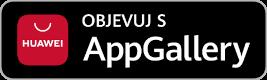 Stáhnout aplikaci z Huawei AppGallery